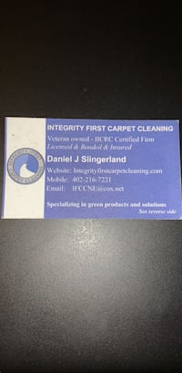 Carpet cleaning and water damage restoration  Bellevue