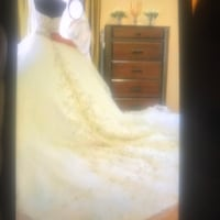 Crystal Beaded wedding dress Toronto, M1M 1P5