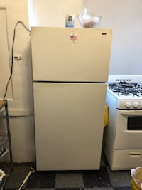Small Apartment Size Fridge. Working   , 11356