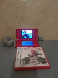 Nintendo DSI Red System + Charger + Games Pharr, 78577