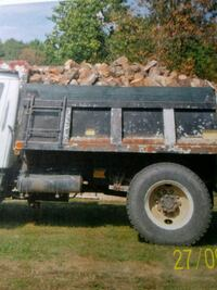 Wood by the Dump Trk Load Martinsburg