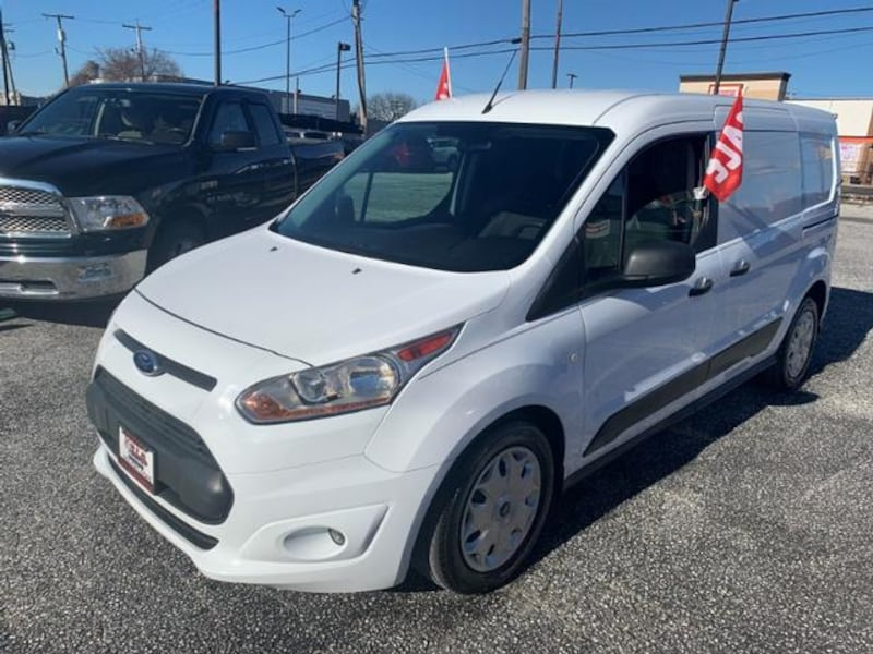 2016 Ford Transit Connect XLT 2