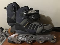 Roller blades size 11 used once only. Excellent condition Vaughan, L4H 3C9