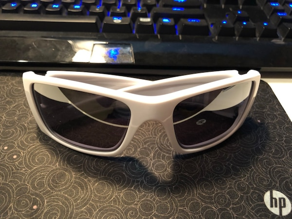 91238ba0bc Used White oakley fuel cell for sale in Joliet - letgo