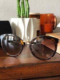 black and brown framed sunglasses Rockville, 20850