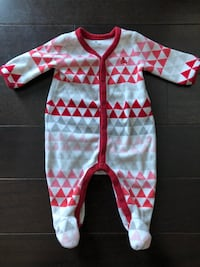 Gap onesie/ sleeper 0-3 month Calgary, T2Z 1A3