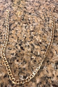 24 inch Cuban link gold chain  Olney, 20832