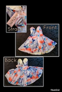 Summery party dress! New Westminster, V3L 5C6