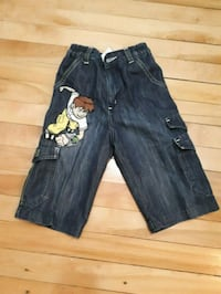 Ben10 jeans for 2years old  Côte Saint-Luc, H4W 2S8