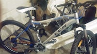 CCM Dual Suspension bike with Upgrades