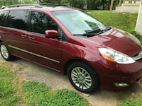 2007 Toyota Sienna Limited Woodbridge