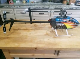 Blade 270 CFX 3D Helicopter