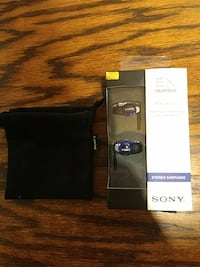 Sony mdr-ex300sl Earbuds new