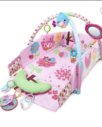 Pretty in pink sweet songbirds baby play place Agoura Hills, 91301