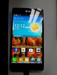 UNLOCKED LG OPTIMUS G