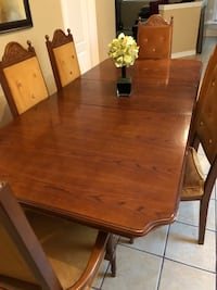 Classic Italian Style Dining Set Vaughan, L4H 1X2