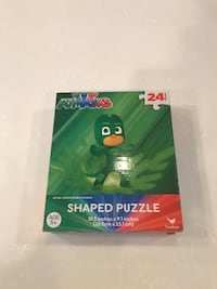 PJ Mask shaped puzzle Fairfax, 22032