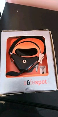 Safespot is a dog leash that locks and keep your p