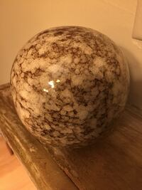 """Ceramic Sphere about 5"""" Los Angeles, 91405"""