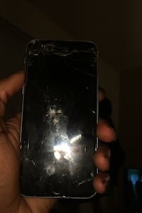 Broke iphone for parts only