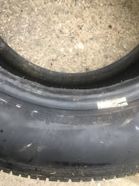 Like new tires p235/60r14 100 bucks for all 4 Edmonton