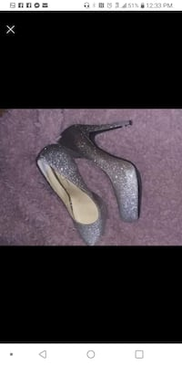 Wore once!! Jessica Simpson heels..paid 120.00 El Paso, 79902
