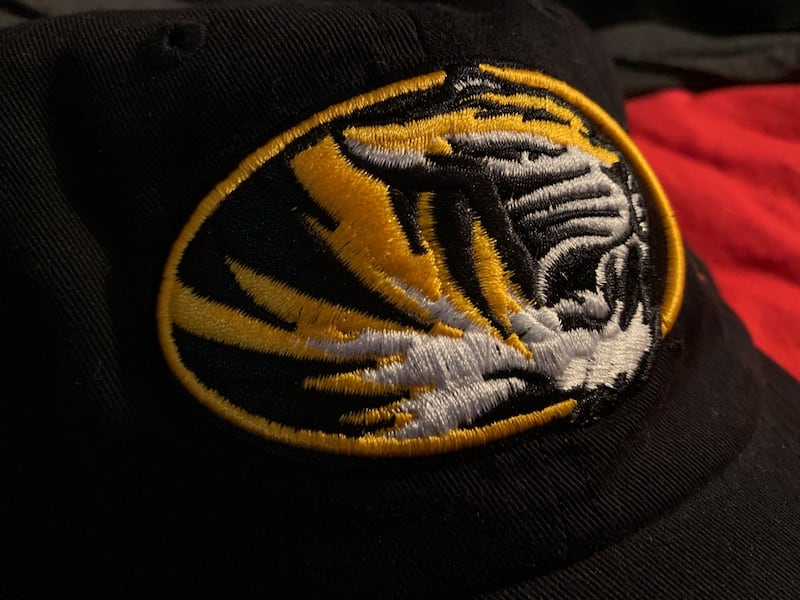 Mizzou Tigers Roar Hat 3