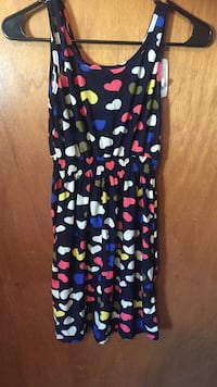 Flirty dress with hearts San Leandro, 94577