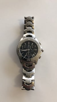 Tag Heuer Link Chronograph Men's Watch Toronto, M5V 1S1