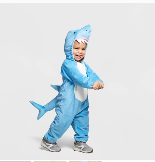 Shark costume 169f97d0-5d13-4c11-bb35-142540df3413