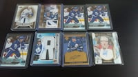 lot of hockey cards Toronto