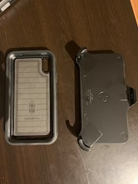 Brand new Otterbox case and clip for iPhone X/XR Philadelphia, 19151