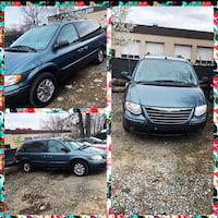 2005 Chrysler Town & Country Touring LWB District Heights