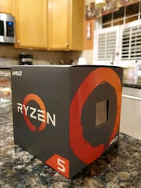 Ryzen 5 Brand New In Box Frederick, 21702