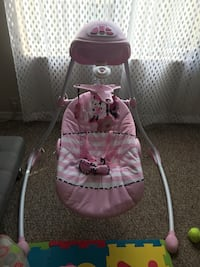 Minnie mouse disney baby swing or bouncer Kissimmee, 34741