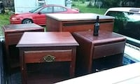 four brown wooden tables Crossville, 38555