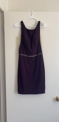 Dark purple dress size 8 Taneytown, 21787