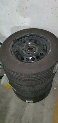 205/55R16 ALL SEASON tires and rims Toronto