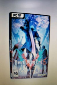 Devil May Cry 5 PC Computer Game Fairfax, 22033