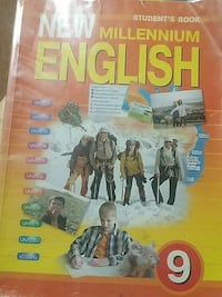 Millenium English book