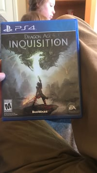 PS4 Dragon Age Inquisition case Greer, 29650