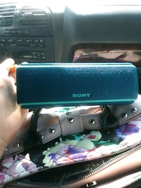 Sony bluetooth speaker l