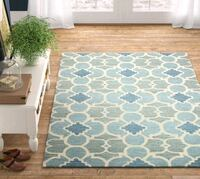 Brand new area rug 5x7'7 wool Mississauga, L5J 4E6