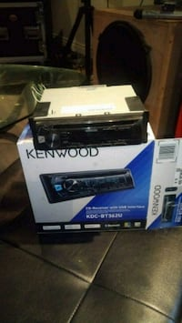 Kenwood kdc-bt362u cd player Ajax
