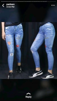 women's blue denim jeans Mumbai, 400037