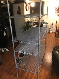 Commercial grade wire shelves San Jose, 95129