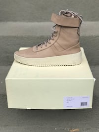 Fear Of God Boots Toronto, M1T 1E3