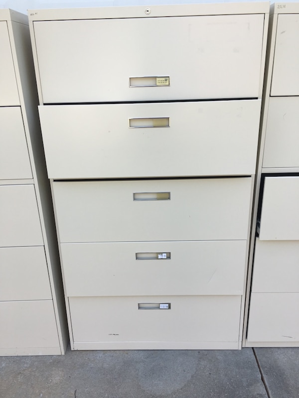 5-Drawer Laterals  3