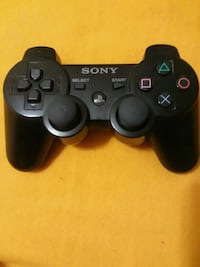 black Sony PS3 game controller Woodbridge, 22191