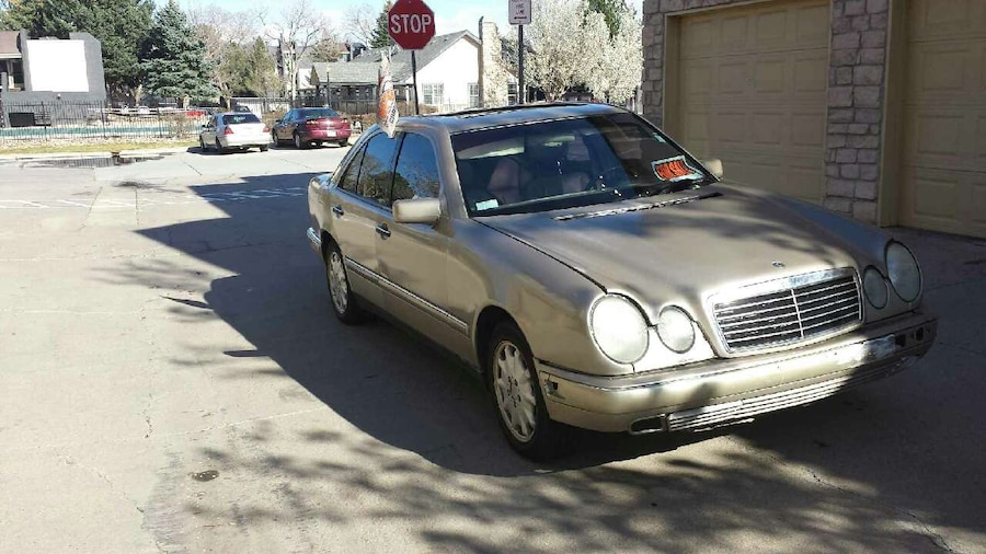 Used mercedes benz e phone number hidden obo in aurora for Mercedes benz telephone number